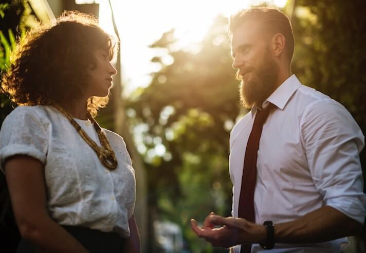 Wie du Konflikte in deiner Partnerschaft mit Selbstbewusstsein gut meistern kannst!