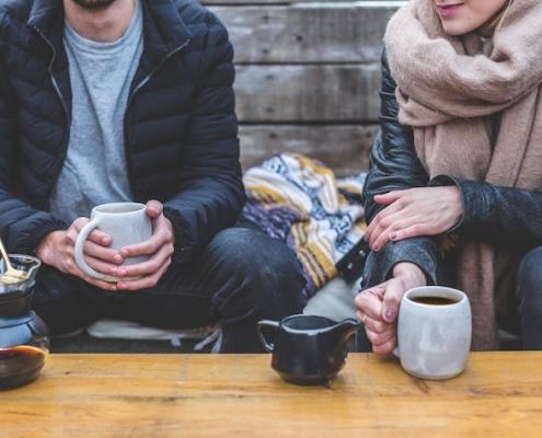 Warum du auch Nein zu deinem Partner sagen darfst und dabei deinen Selbstwert stärkst.