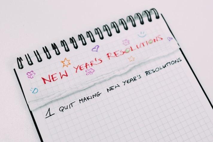 Vergiss Neujahrsvorsätze, entdecke deine wahren Herzenswünsche und erfahre wie du sie mit Selbstliebe erreichst